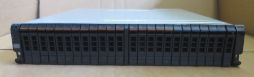 "IBM Storwize V7000 24x 2.5"" Bay SAS 6GB Dual Controller Expansion Array 85Y6052"